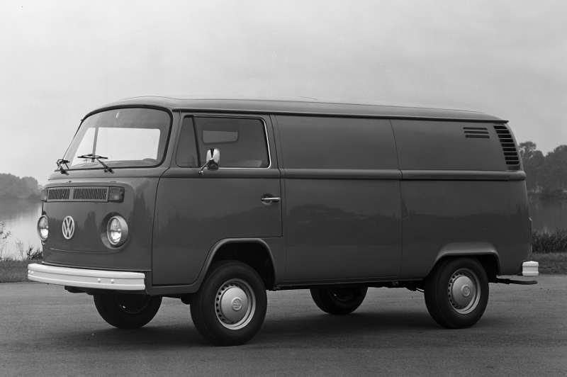 VW T2 Kastenwagen