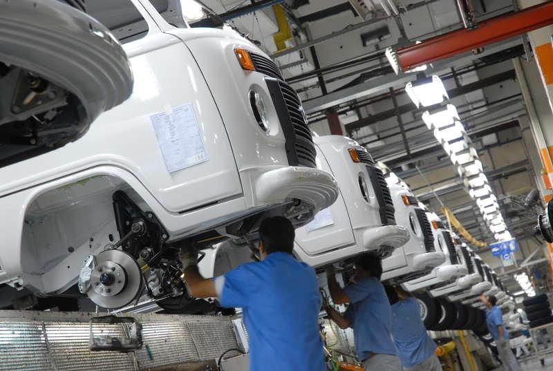 VW T2 Produktion in Brasilien