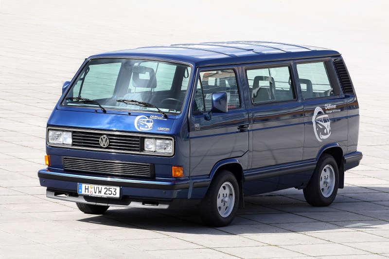 VW T3 LLE Last Edition