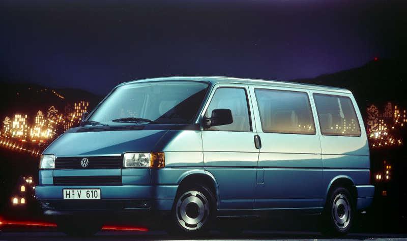 VW T4 Caravelle 1990