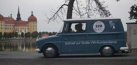 Fridolin in Sachsen