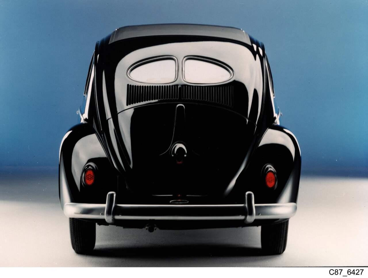 1953: Der Brezel Käfer