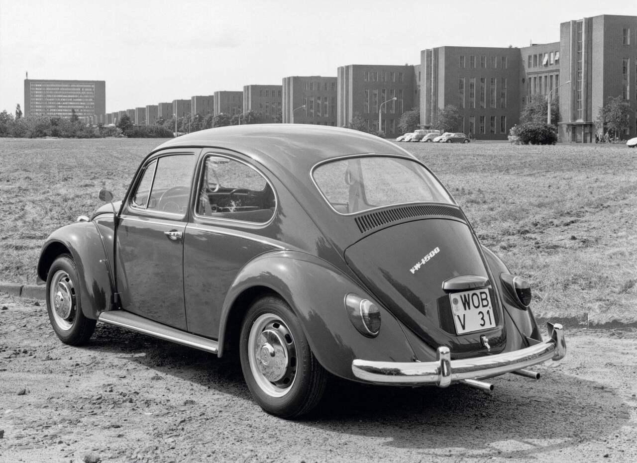 VW Käfer 1500 (1966)