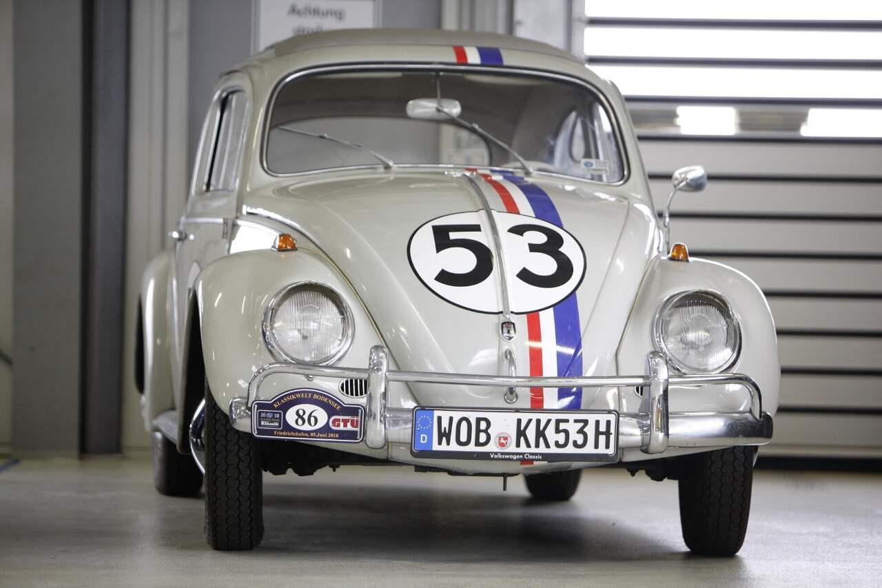 VW Kaefer Herbie