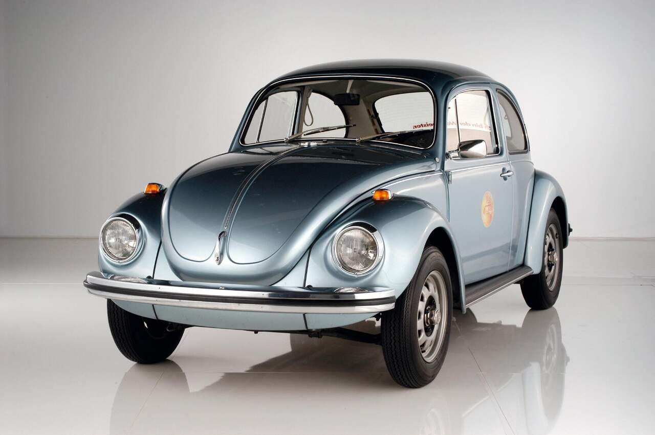 VW Kaefer Weltmeister 1972
