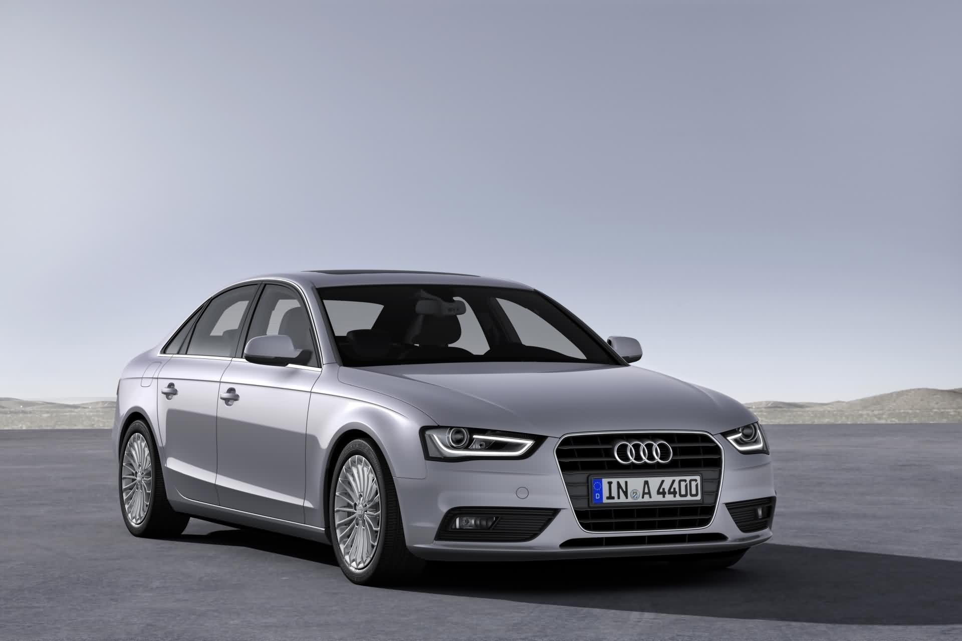 Ausführliche Modellbeschreibung über Den Audi A4 B8
