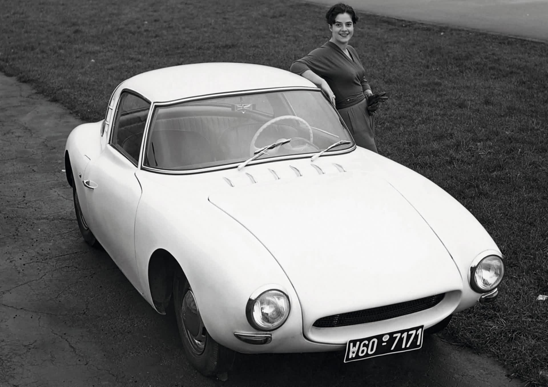 DKW Monza / DKW 3=6 Monza