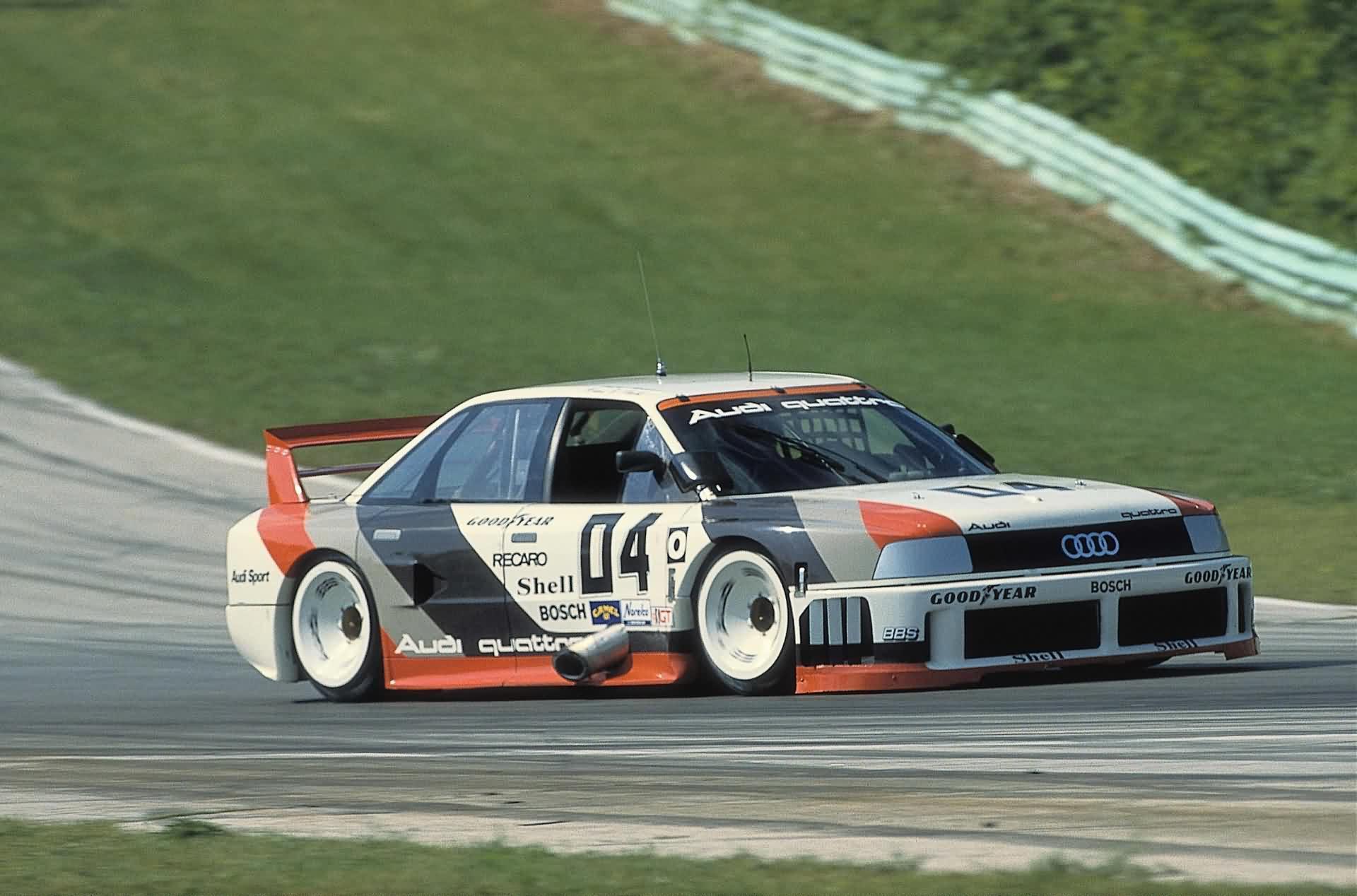 Siege In Serie Audi Motorsport Geschichte Vorsprung