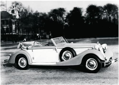 Horch 853 A Sport-Cabriolet - 1939