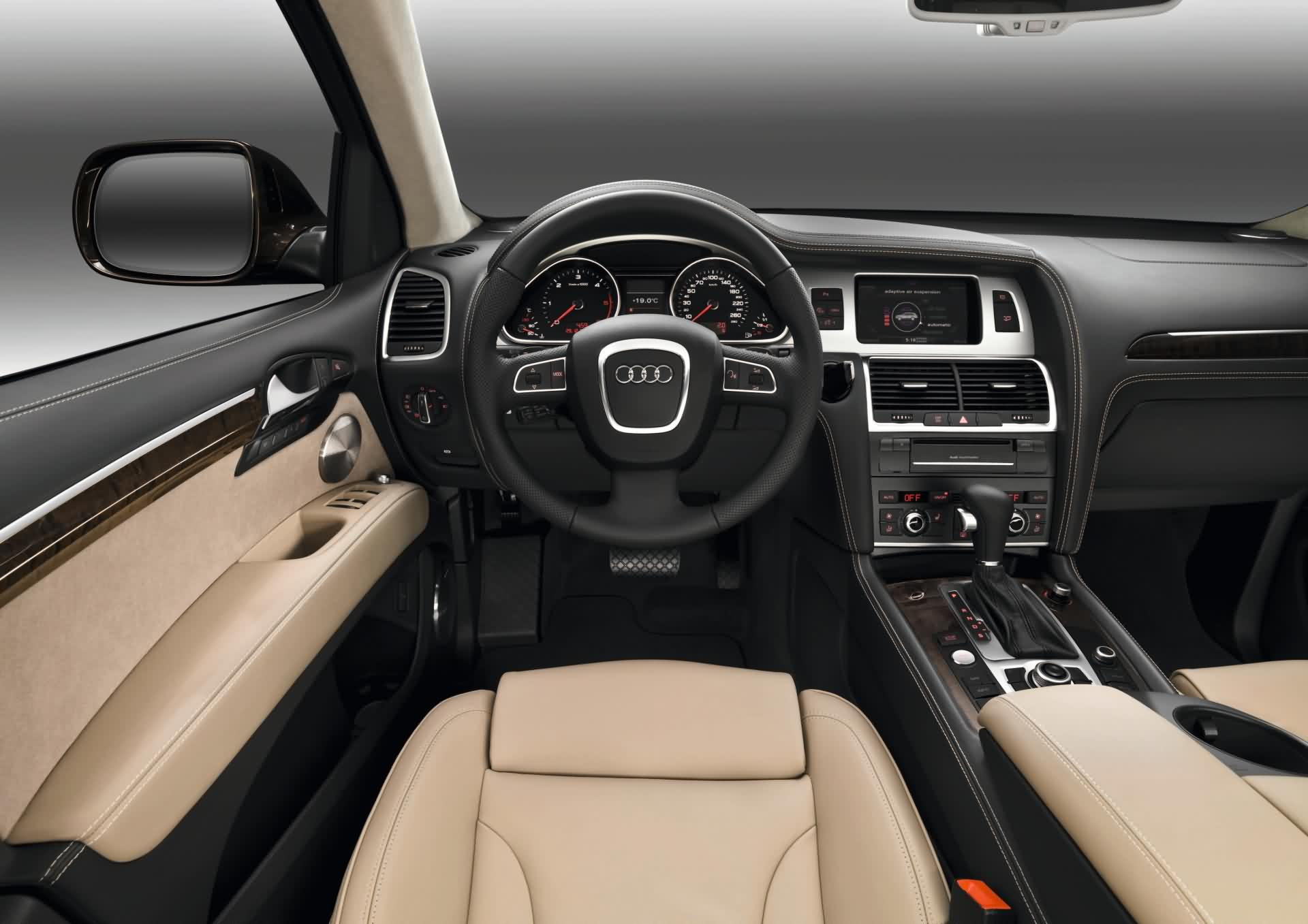 Audi Q7 - Cockpit