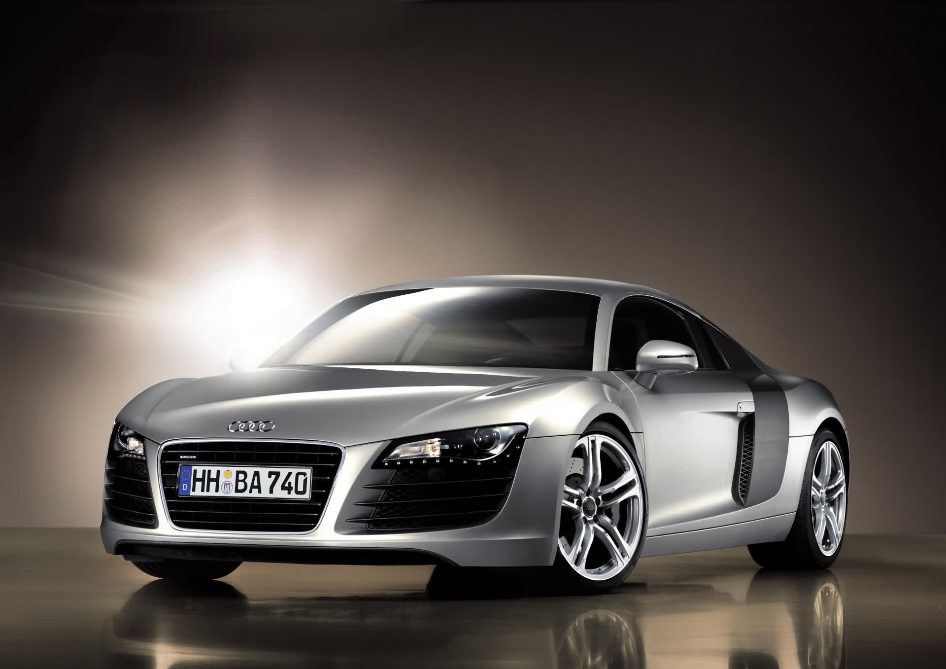 Audi R8 Typ 42
