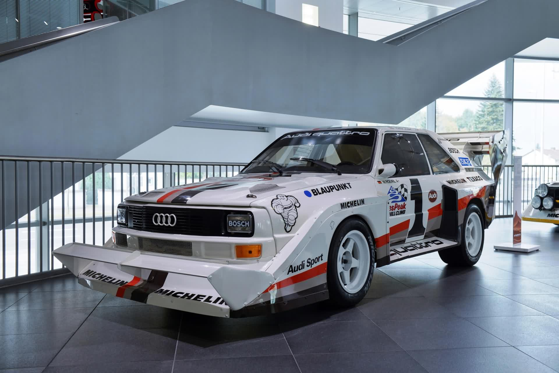 1985 1986 bj audi sport quattro s1. Black Bedroom Furniture Sets. Home Design Ideas