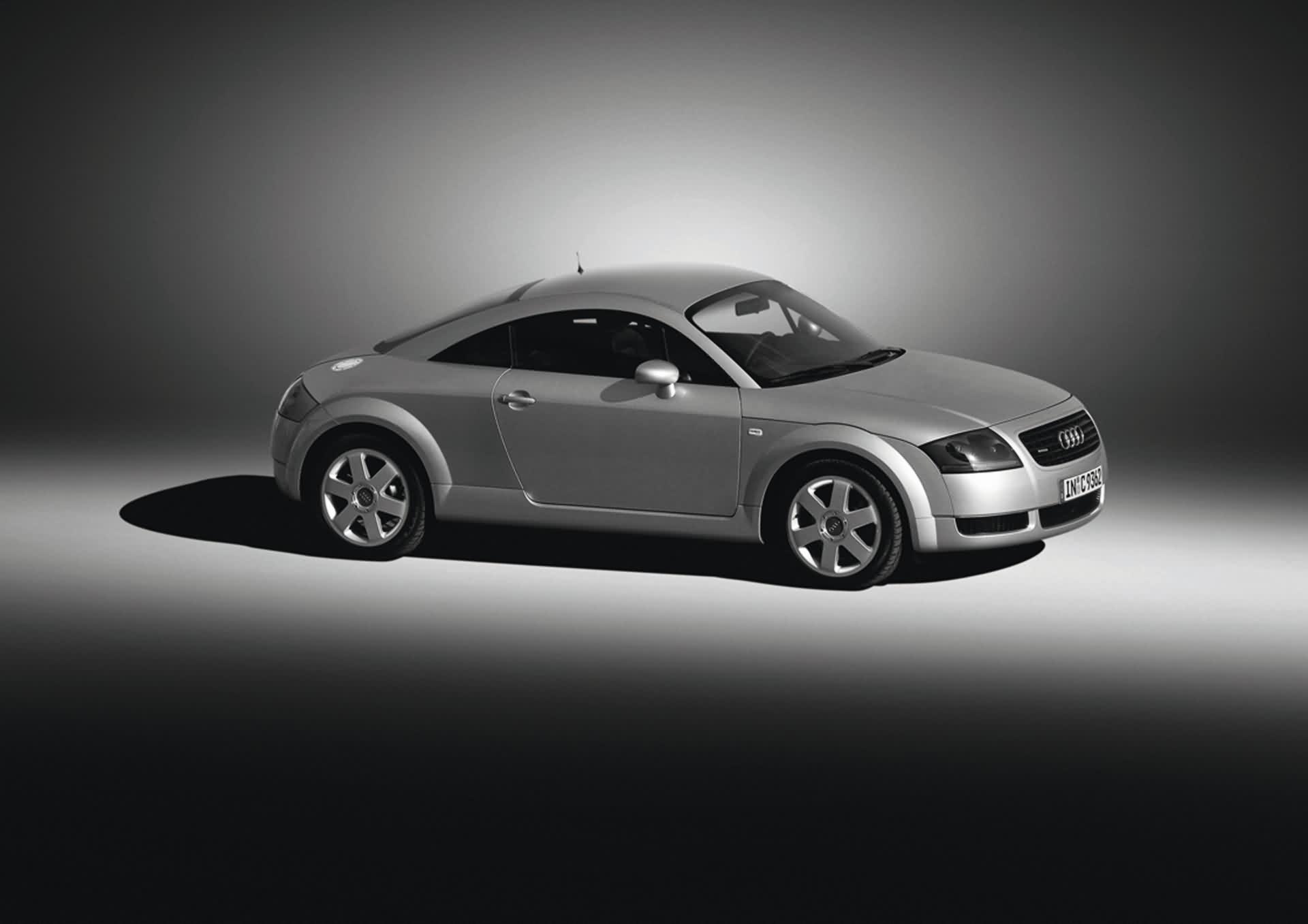 Audi TT Typ 8N – 1. Generation