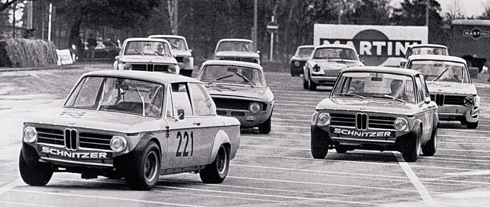 BMW 02er Motorsport