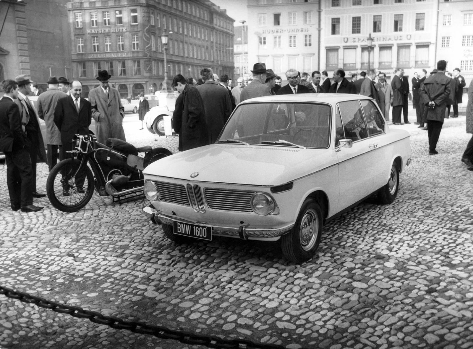 BMW 1600-2 1966