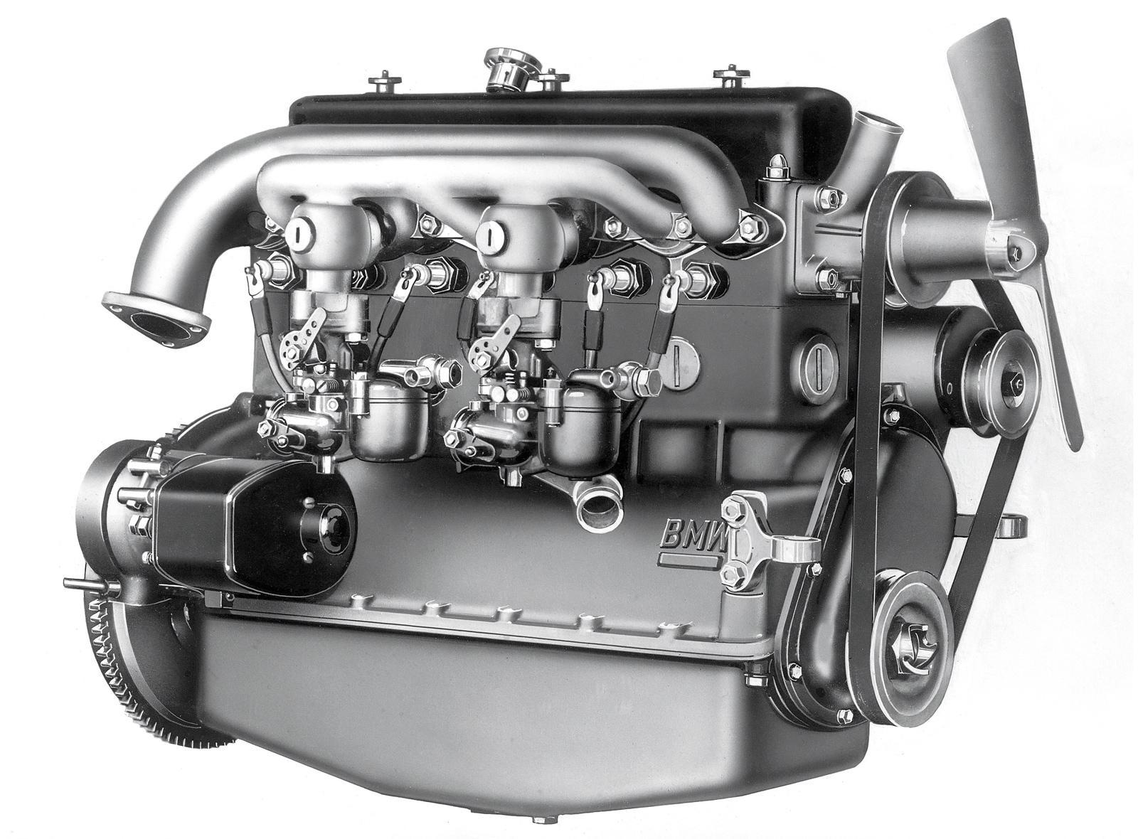 BMW 303 Motor