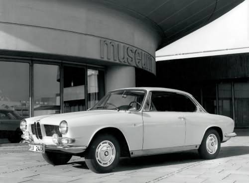 BMW 3200 CS Bertone