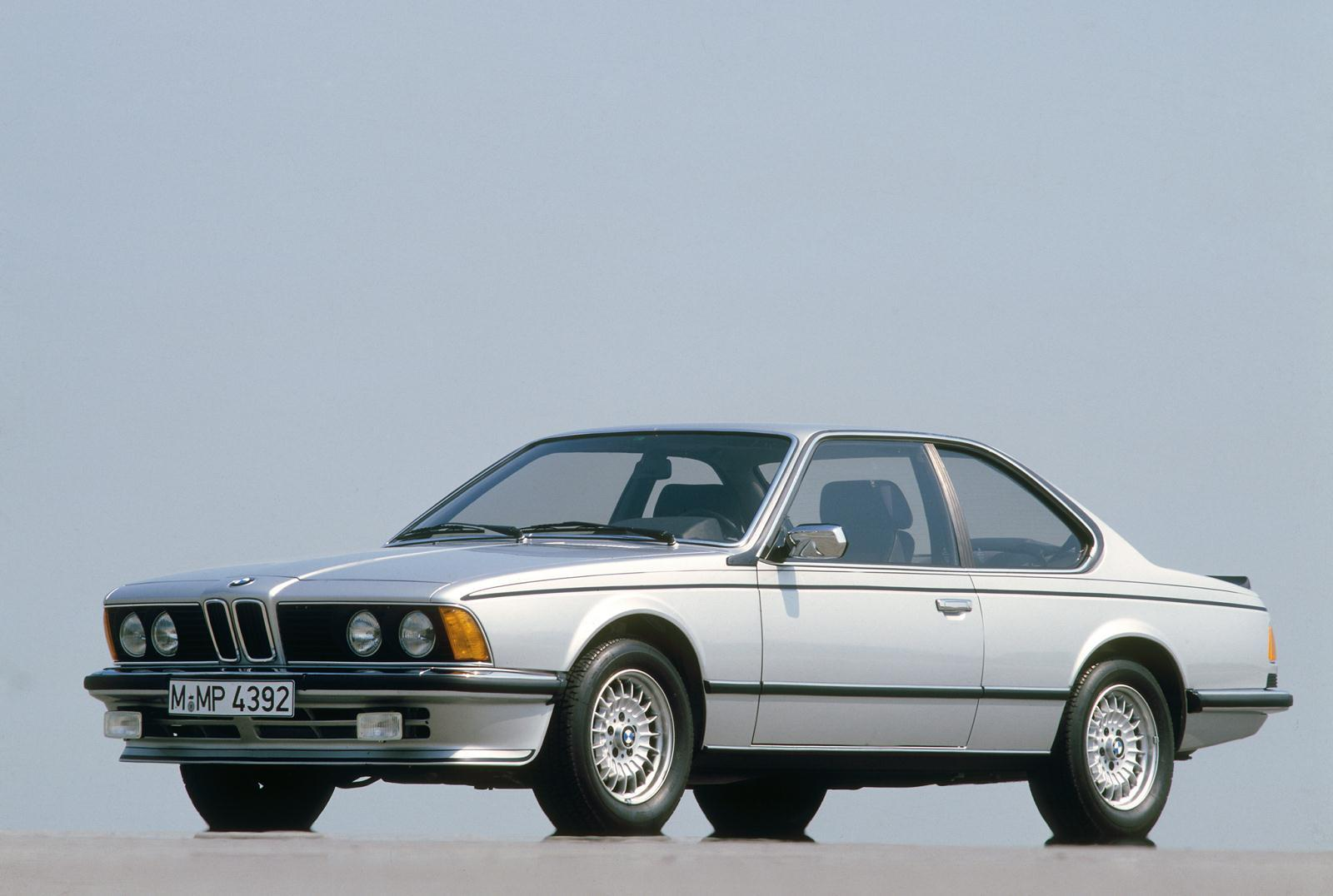 BMW 635 CSi (E24) - ab 1978