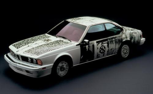 Robert Rauschenberg - Auto Art