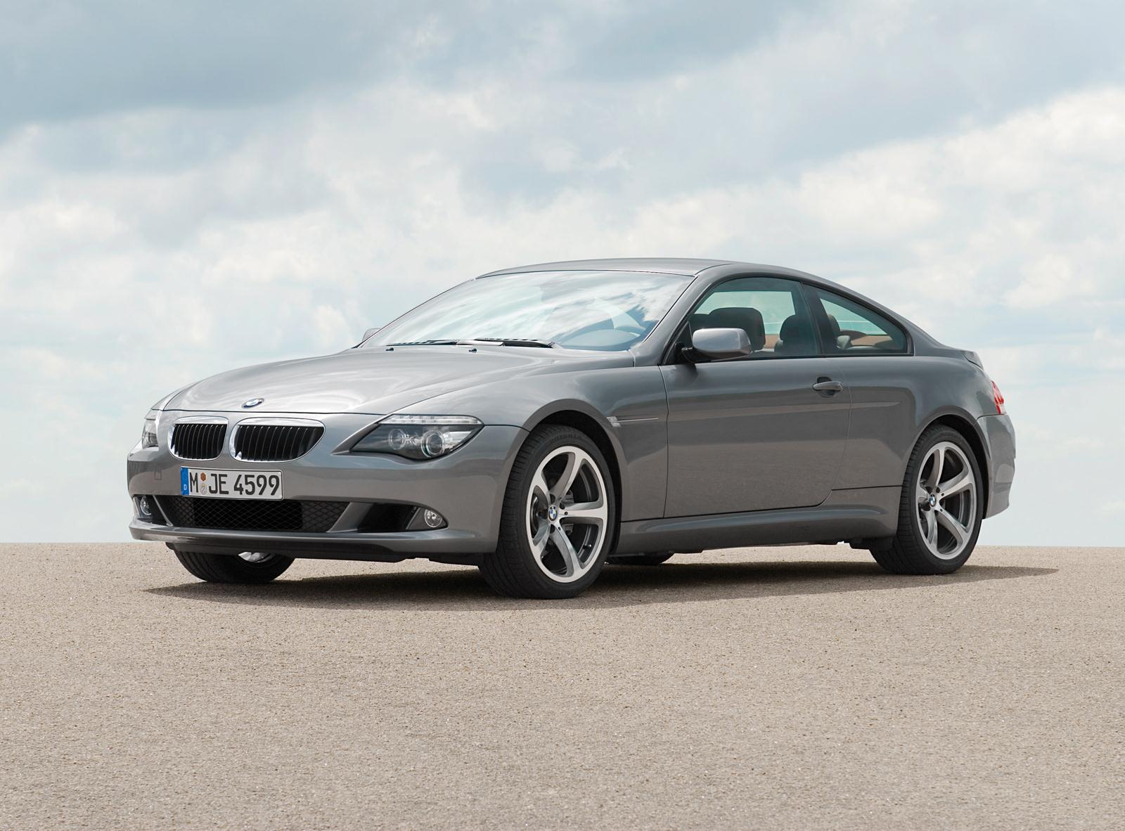BMW 6er E63 Coupe