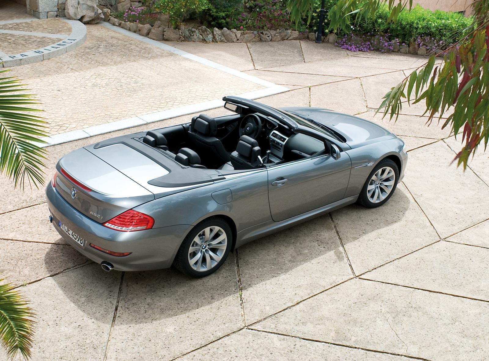 BMW 6er E64 Cabriolet
