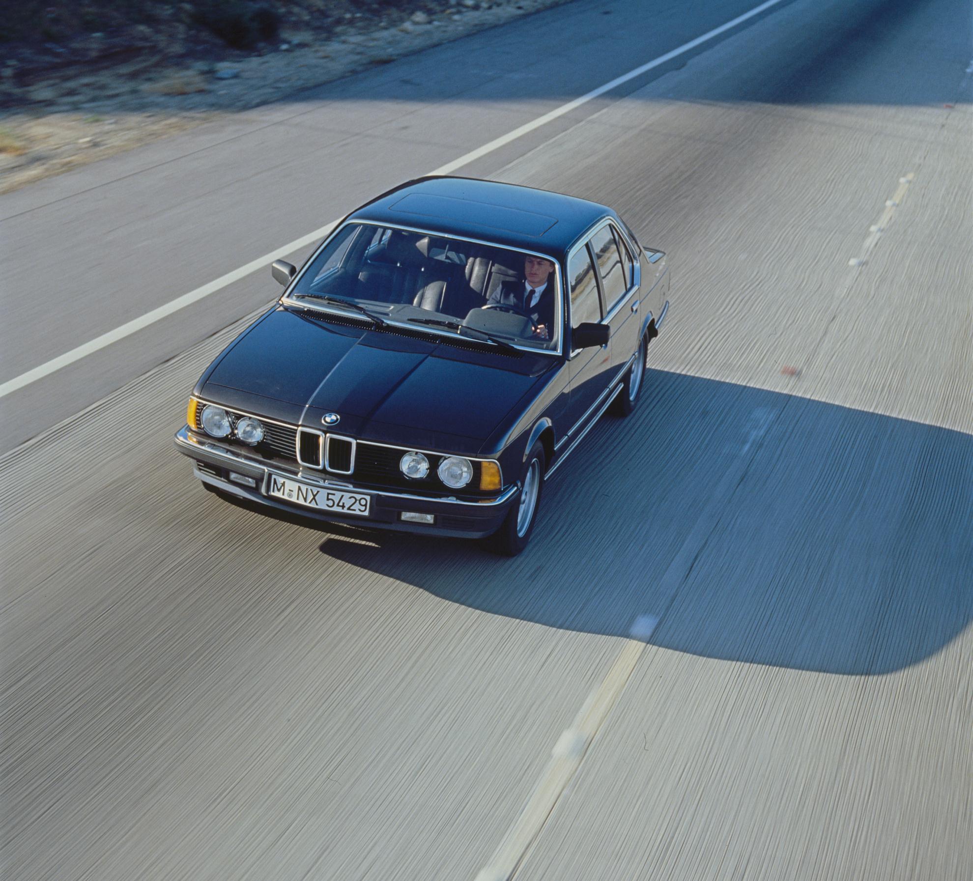 BMW 7er Limousine E23