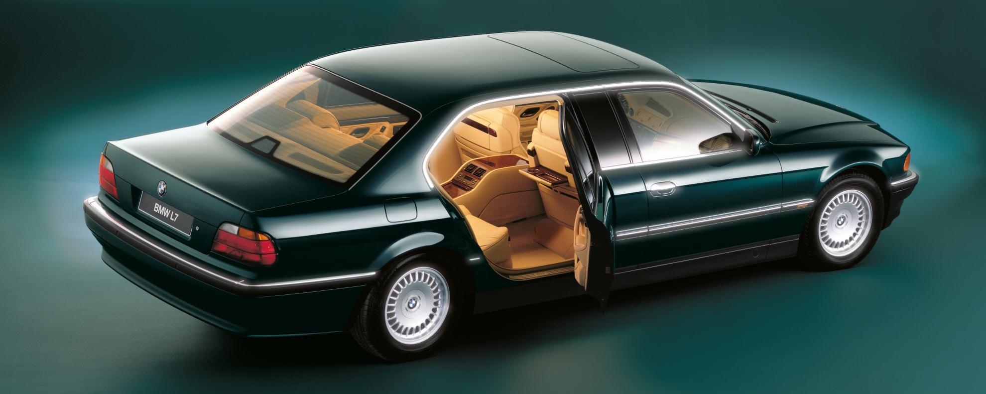 BMW 7L E38