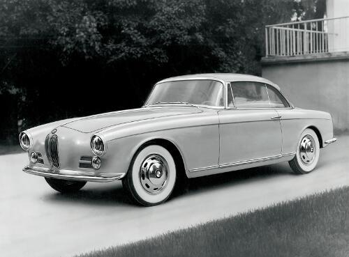 BMW 503 Coupe BMW 503 Coupe