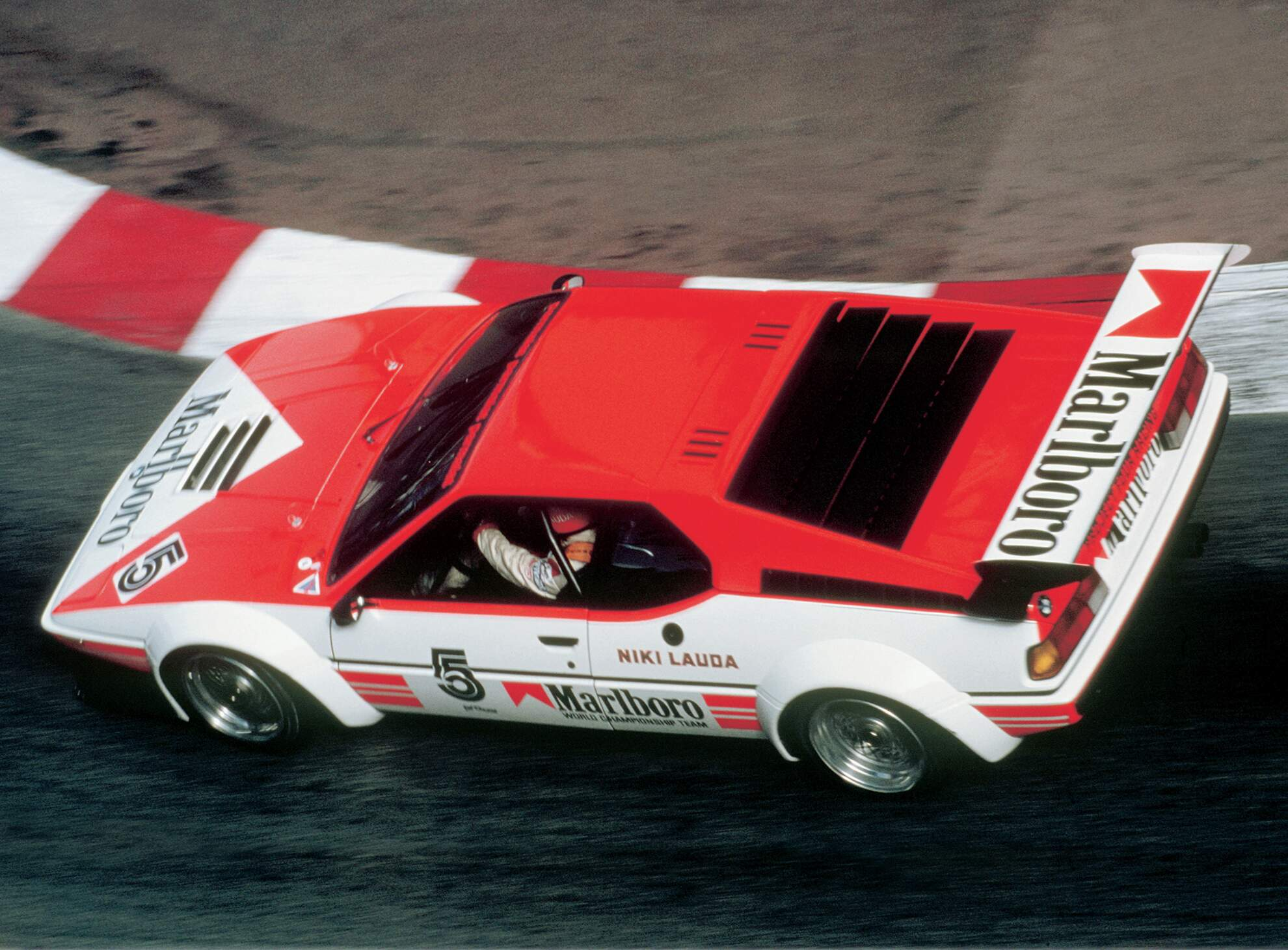 BMW M1 Nicki Lauda