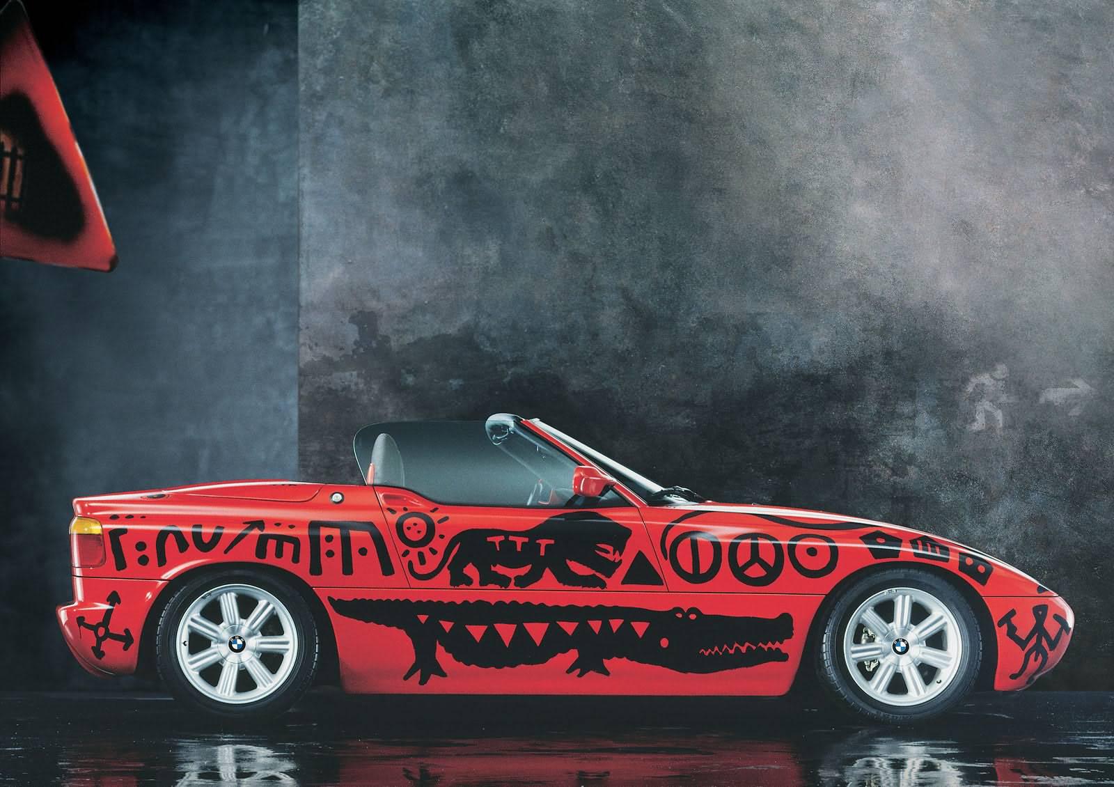BMW Z1 Kunstwerk