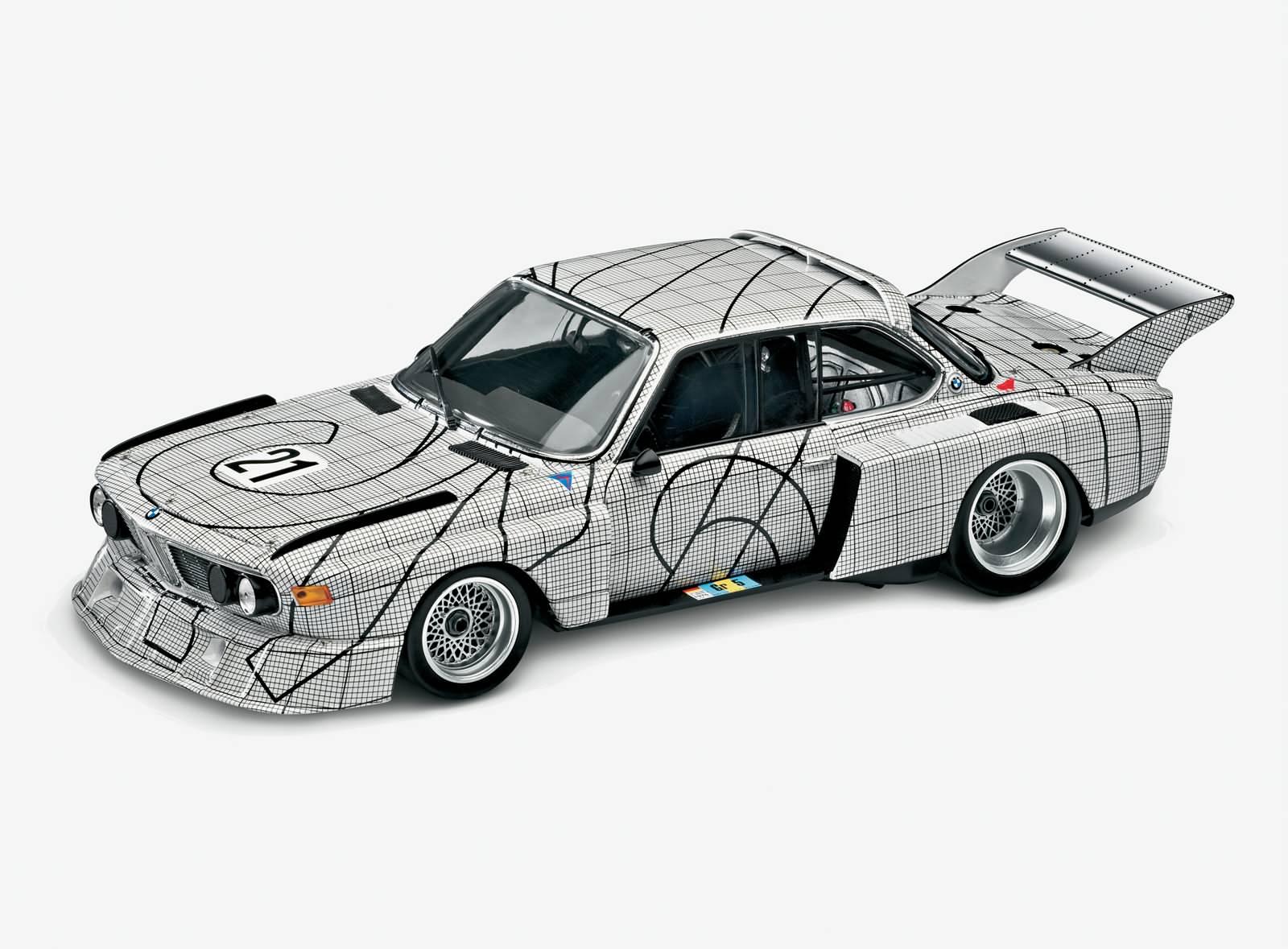 Frank Stella's - BMW 3.0 CSL