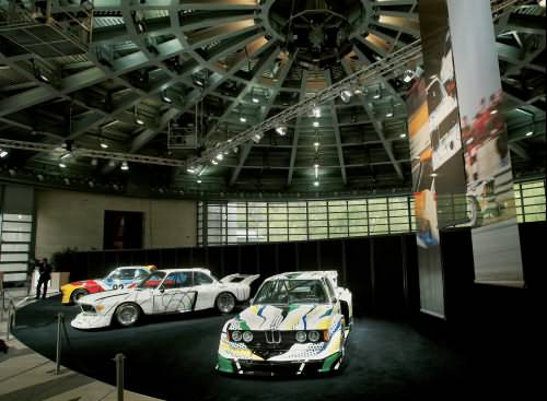 BMW Art Car-Sammlung