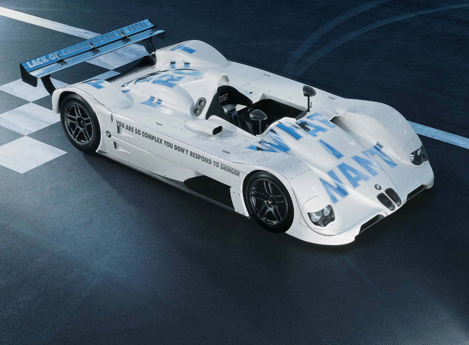 Jenny Holzer BMW V12 LMR