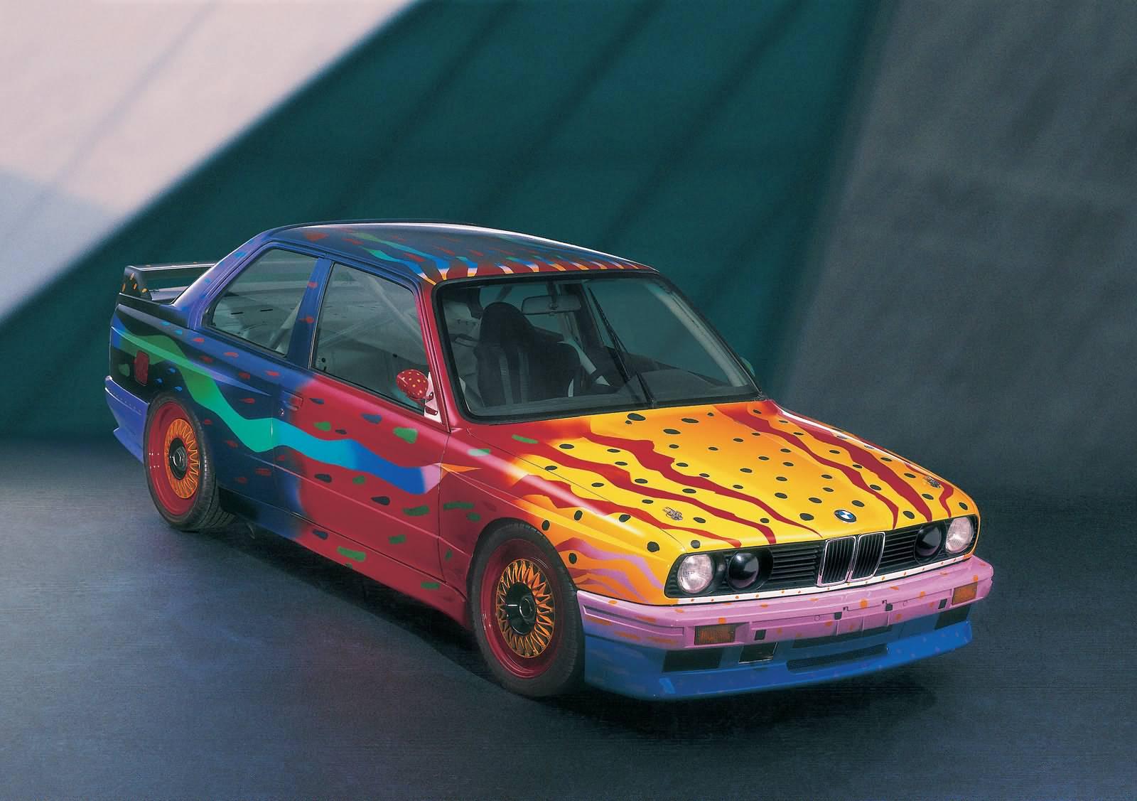 Auto Art - BMW M3 von Ken Done