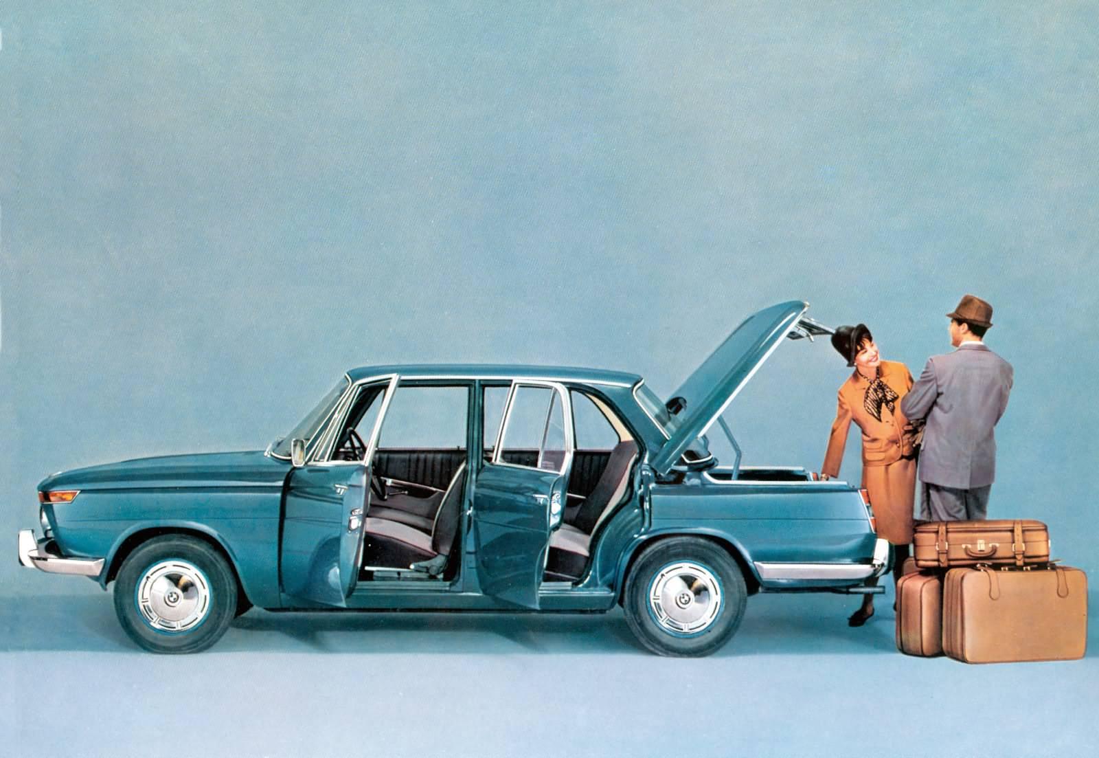 BMW 1500 - 1964