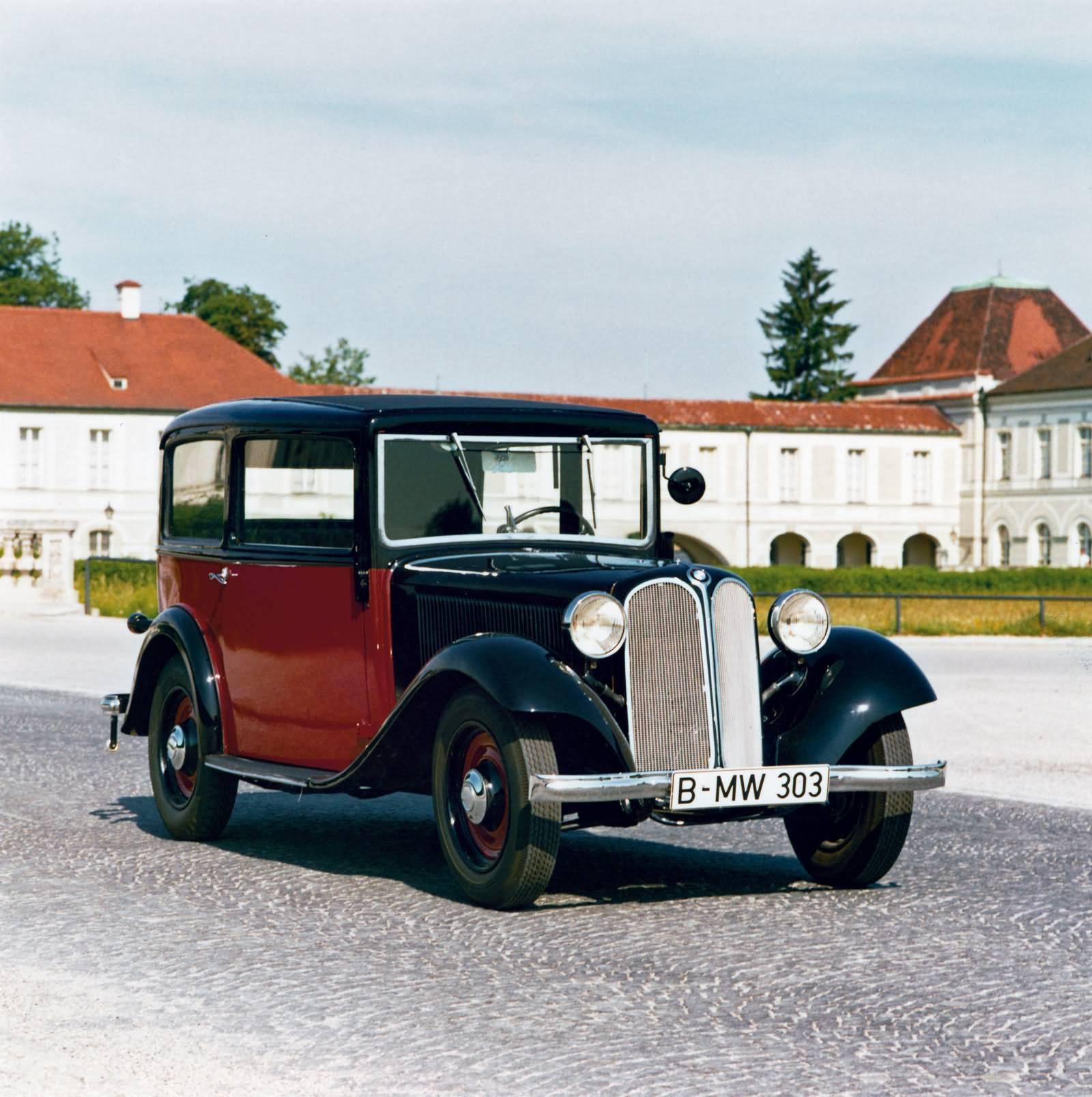 BMW 303 - 1933