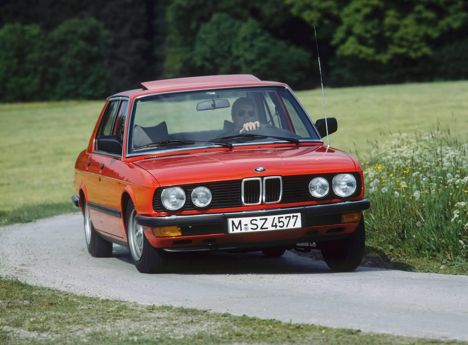 BMW 524td ab 1983 Diesel mit Fahrdynamik und Laufkultur