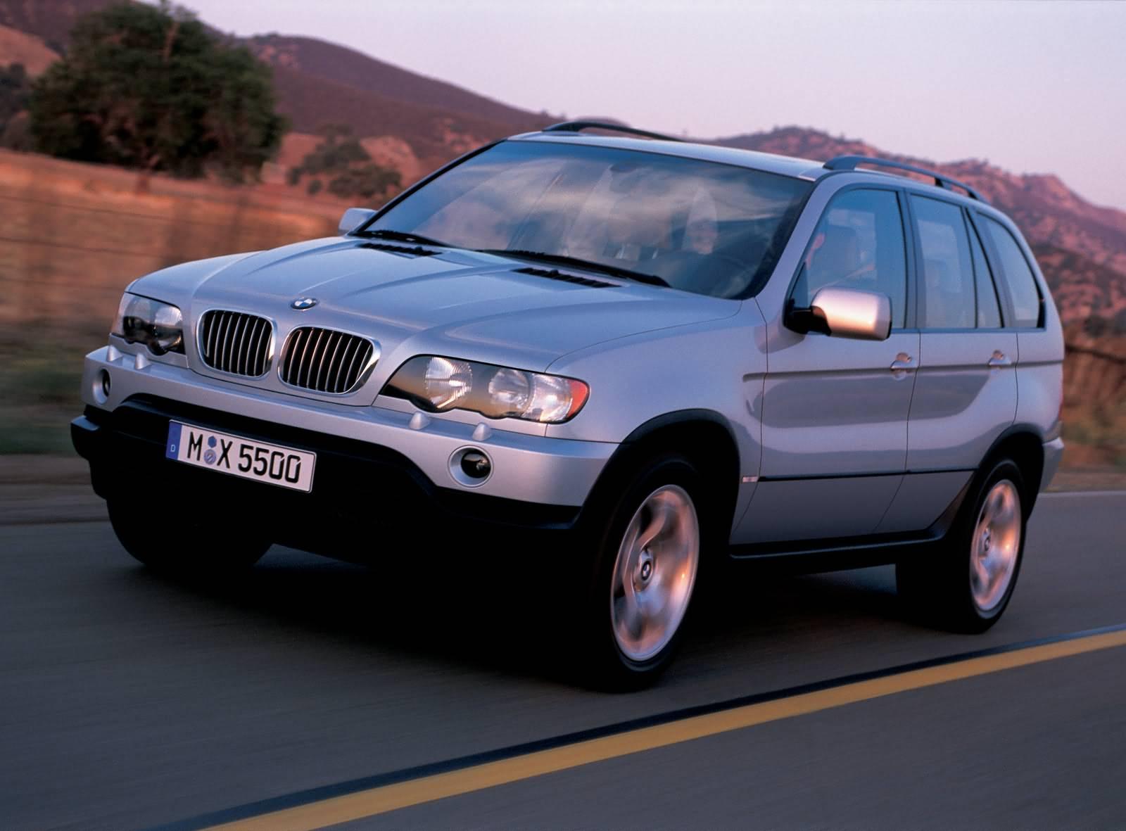 Das Sports Activity Vehicle BMW X5