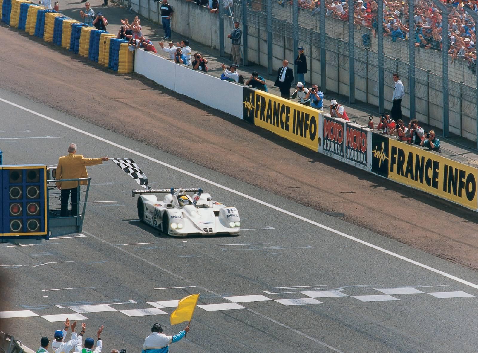 Gewinner der 24 h von LeMans 1999