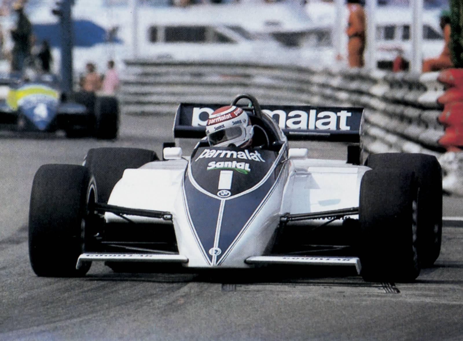 Nelson Piquet erringt den ersten F1-Sieg