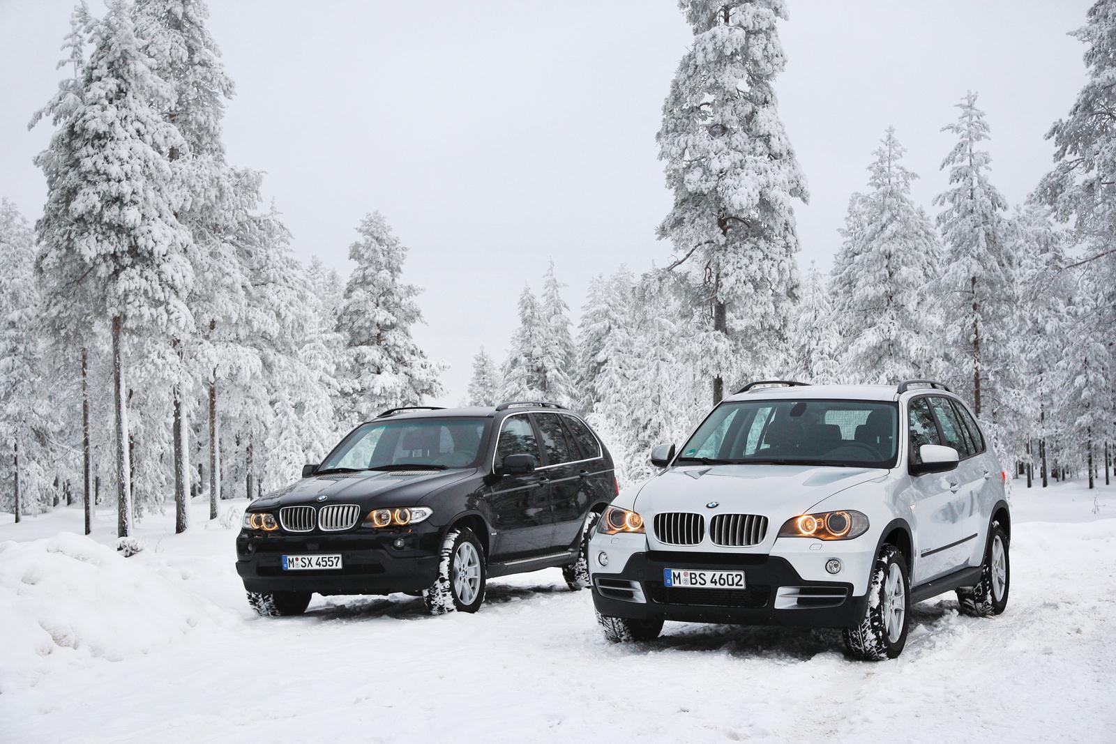 BMW X5 10 Jahre Sondermodell