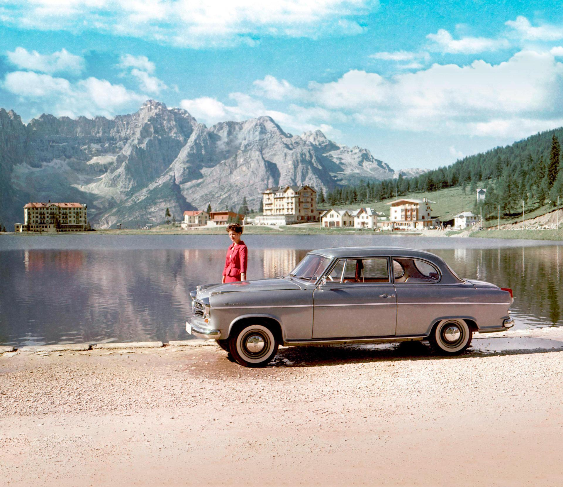 Borgward Isabella 1954-1961