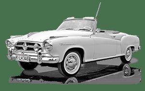Borgward Isabella Coupe Cabrio