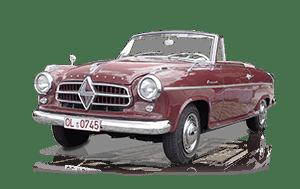 Borgward Isabella TS Cabrio