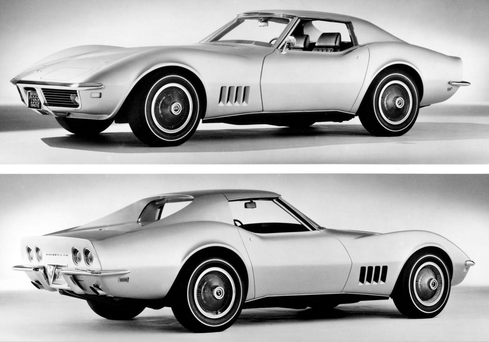 Corvette C3 1968