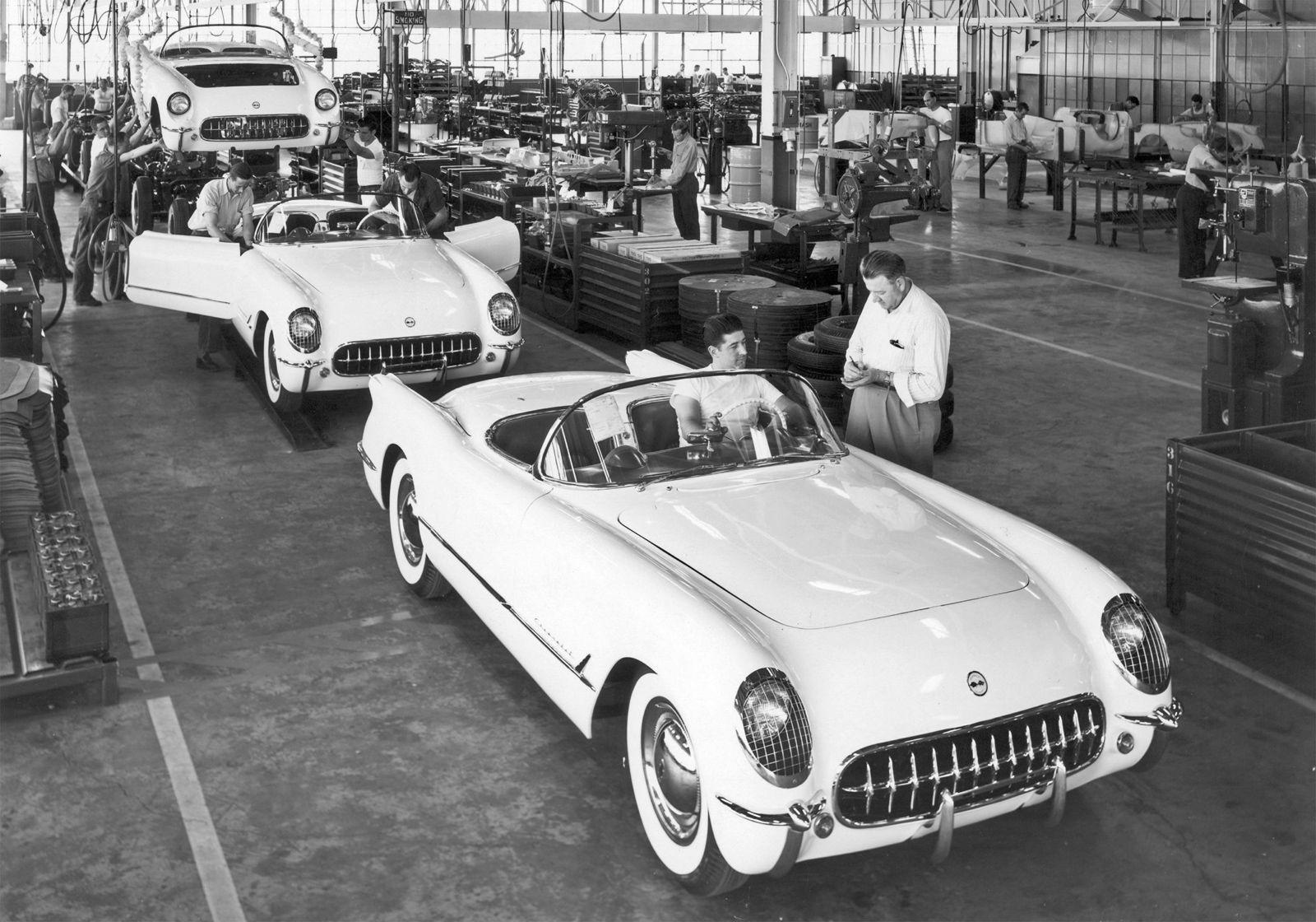 Corvette C1 1953-1962