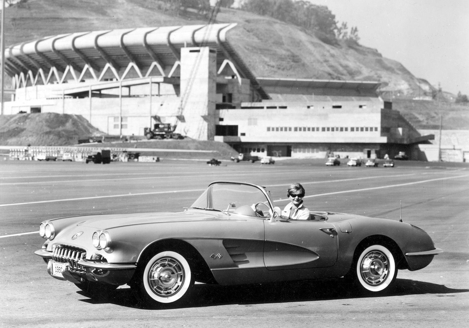 Corvette C1 1958