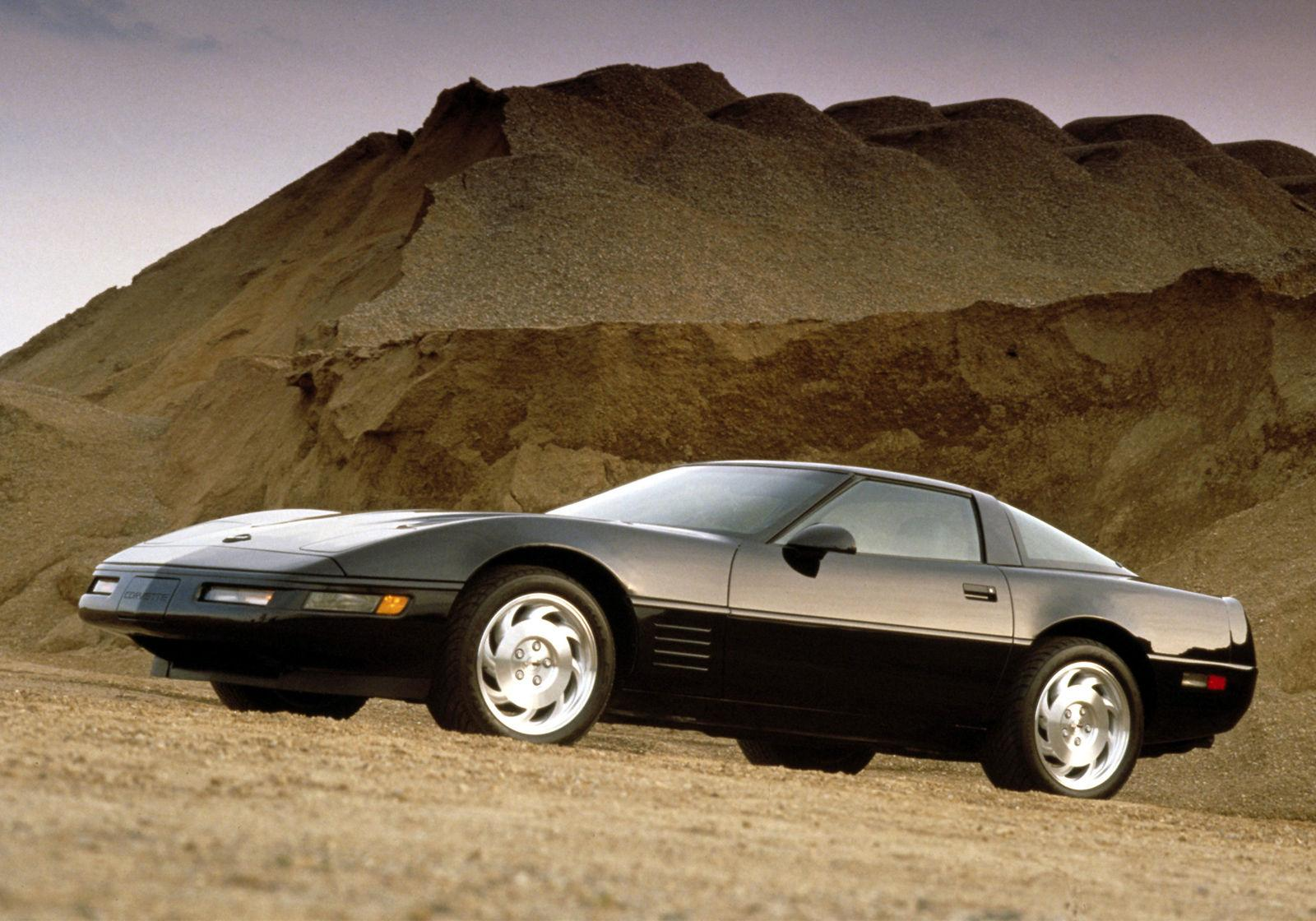 Corvette C4 Bj 1991