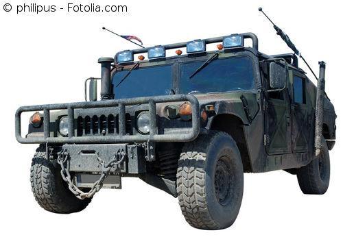 HMMWV - Humvee