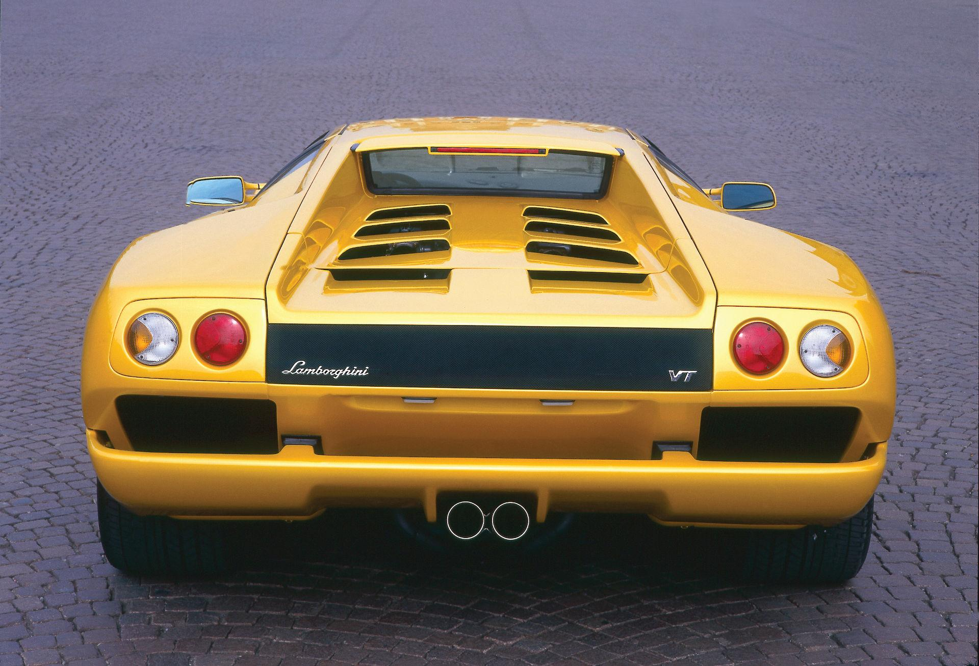 Ausfuhrliche Modellbeschreibung Uber Den Lamborghini Diablo